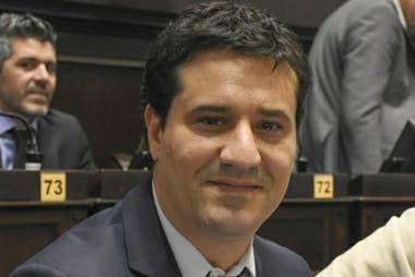 Maximiliano Abad, jefe de la bancada de Juntos por el Cambio, tiene el apoyo de la mayoría de los intendentes y legisladores de Buenos Aires