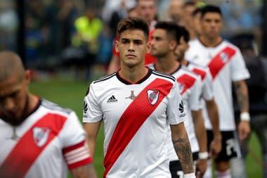 Martínez Quarta, titular indiscutido y ahora convocado a la selección por Scaloni