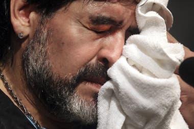 Murió Maradona, un símbolo de la argentinidad.