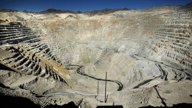 Complejo minero Alumbrera