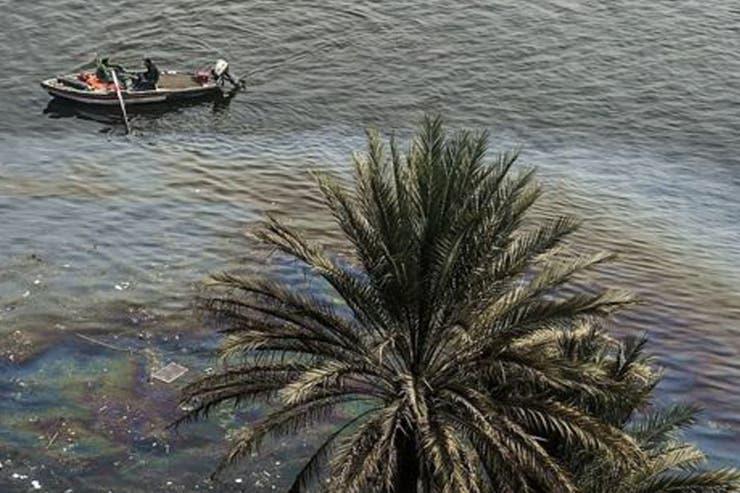 El Nilo aporta 97% del suministro de agua de Egipto