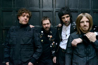 Kasabian vuelve a Buenos Aires y lo hace con nuevo disco: For Crying Out Loud