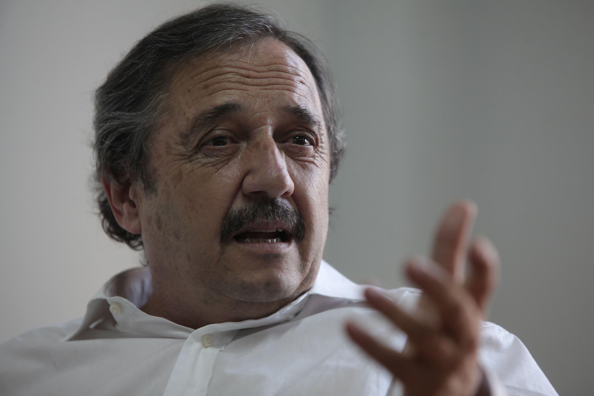 """Ricardo Alfonsín: """"La UCR tiene miedo a la muerte"""""""