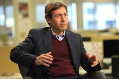 """El radical Luis Naidenoff acusó al oficialismo de """"revanchismo"""""""