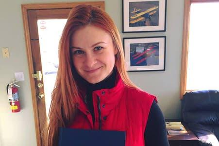 Detenida una mujer rusa acusada de actuar como agente del Kremlin en EEUU