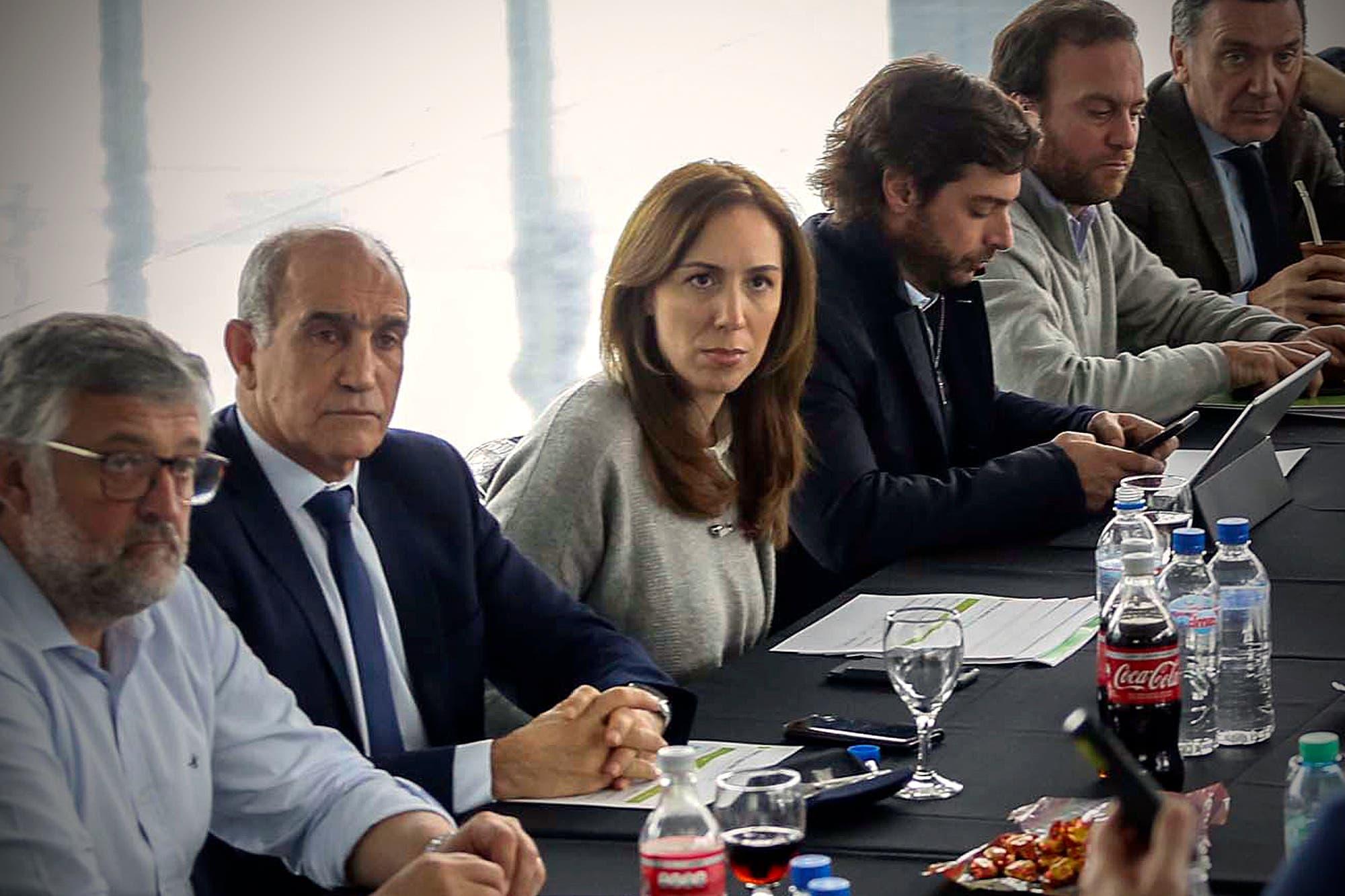 En una carta pública, María Eugenia Vidal habló sobre la escuela de Moreno en la que murieron dos personas