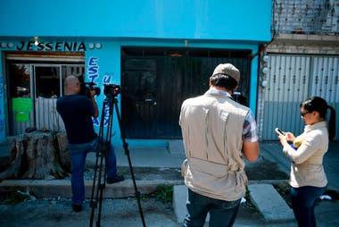 La casa del horror en Ecatepec