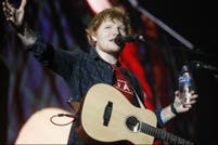 Ed Sheeran regresa a la Argentina con su Divide Tour