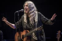 Patti Smith, erudita y popular, llegó en el momento justo
