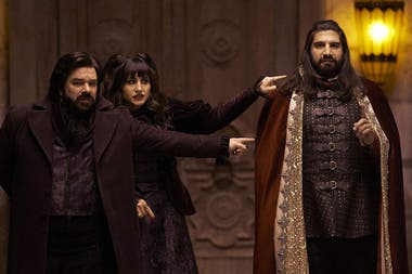 What We Do in the Shadows, humor sobrenatural