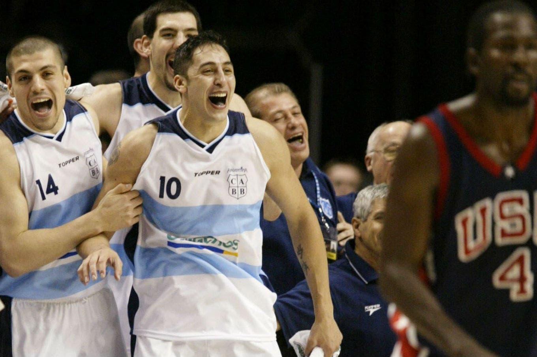 Mundial de básquet. El historial de la Argentina frente a los Estados Unidos y Francia, los posibles rivales