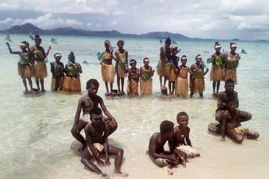 Isla Marovo, Islas Salomon