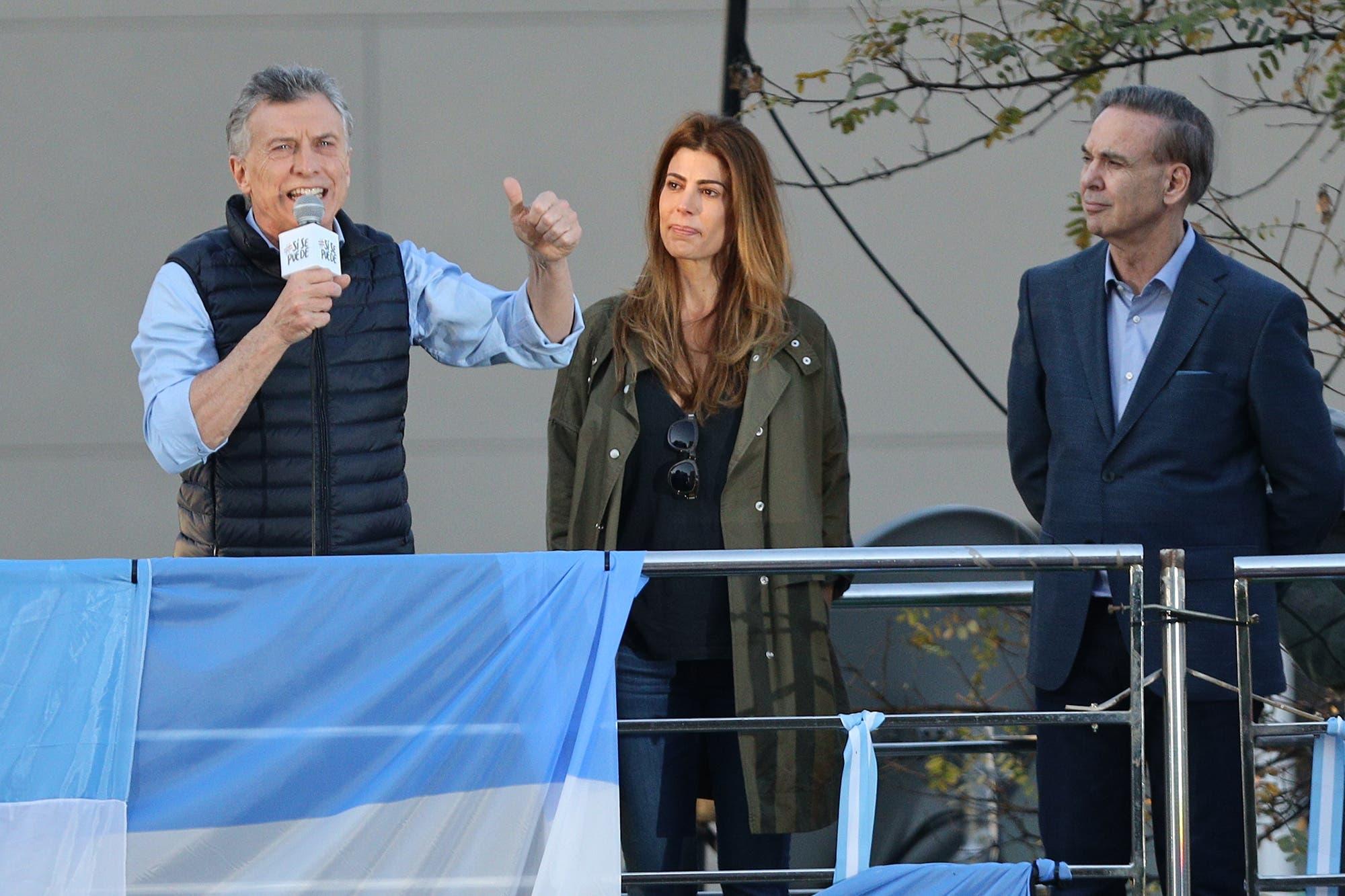 """María Eugenia Vidal acompañará a Mauricio Macri en la segunda marcha del """"Sí se puede"""""""