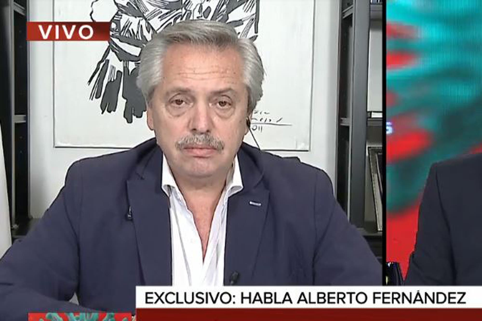 """Coronavirus. Alberto Fernández: """"No me va a temblar el pulso para prorrogar la cuarentena"""""""