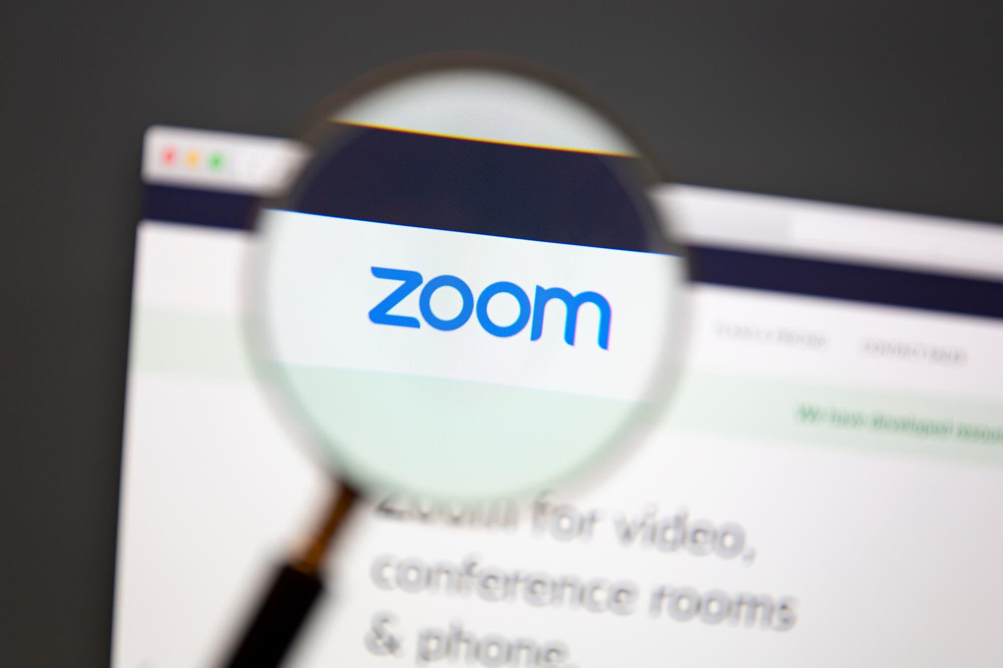 La lección que estamos aprendiendo de los errores en el servicio de videollamadas Zoom