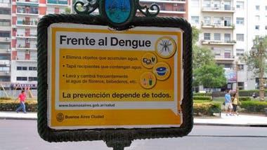 En la Argentina se ven campañas de prevención del dengue, pero los entrevistados dicen que no son suficientes
