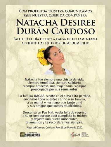 """Murió Natacha Durán, """"chica Sofovich"""" y conductora de El Garage TV ..."""