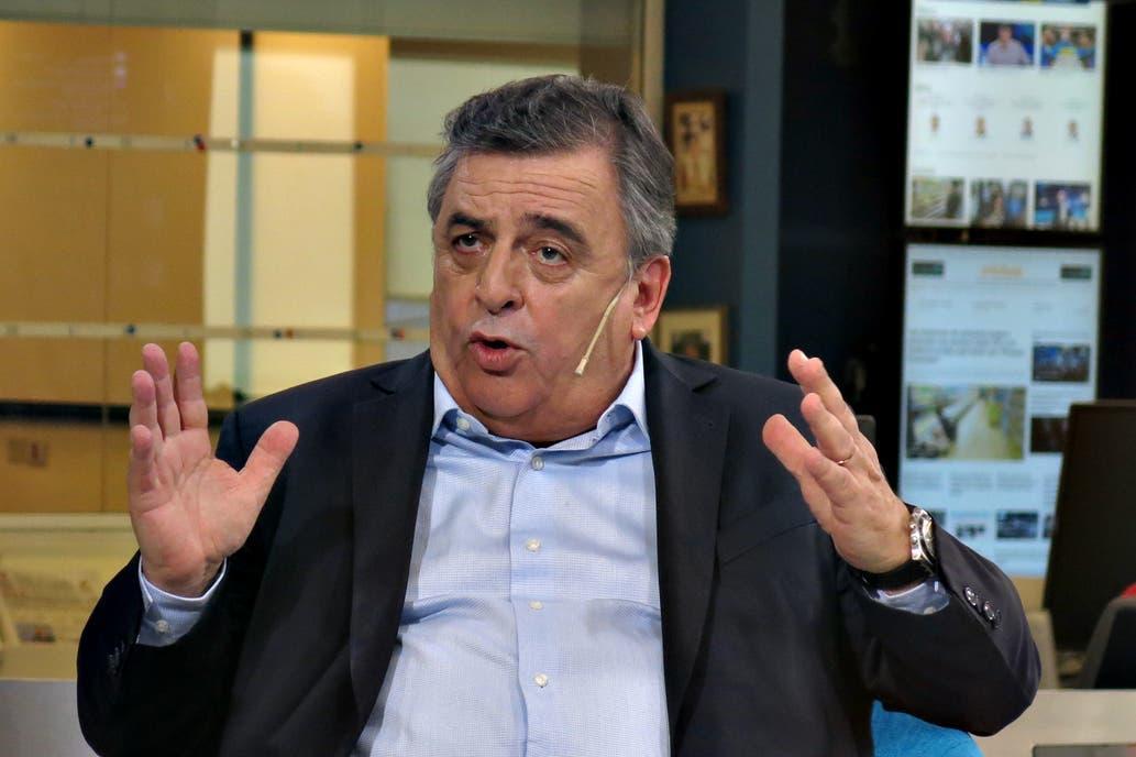 """12-O. Mario Negri: """"El Gobierno tiene que estar tranquilo y leer lo que pasa en las calles"""""""