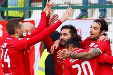 Con el parate del fútbol, la Federación italiana de Fútbol confirmó a Monza como uno de los ascendidos a la Serie B