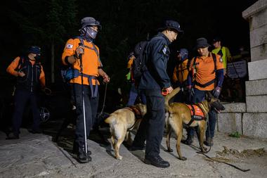 La polícia encontró el cuerpo de Park Won-soon, el alcalde de Seúl, tras siete horas de búsqueda