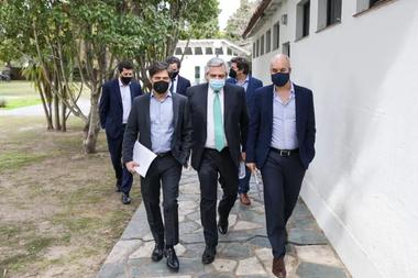 Rodríguez Larreta prevé reunirse entre el lunes o martes con el Presidente y, después, con Axel Kicillof