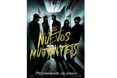El estreno del film Los nuevos mutantes no tiene fecha definidida en nuestro país