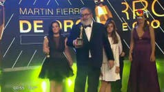 Martín Fierro 2016: la ceremonia en vivo
