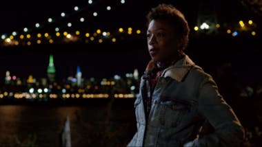 Samira Wiley como Poussey Washington