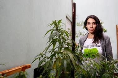 Valeria Salech, de Mamá Cultiva