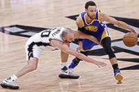 NBA: los últimos cruces de San Antonio Spurs y Golden State Warriors en los playoffs y cómo les fue entre sí esta temporada