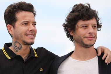 Los hermanos sean unidos. Sebastián Ortega junto a su hermano