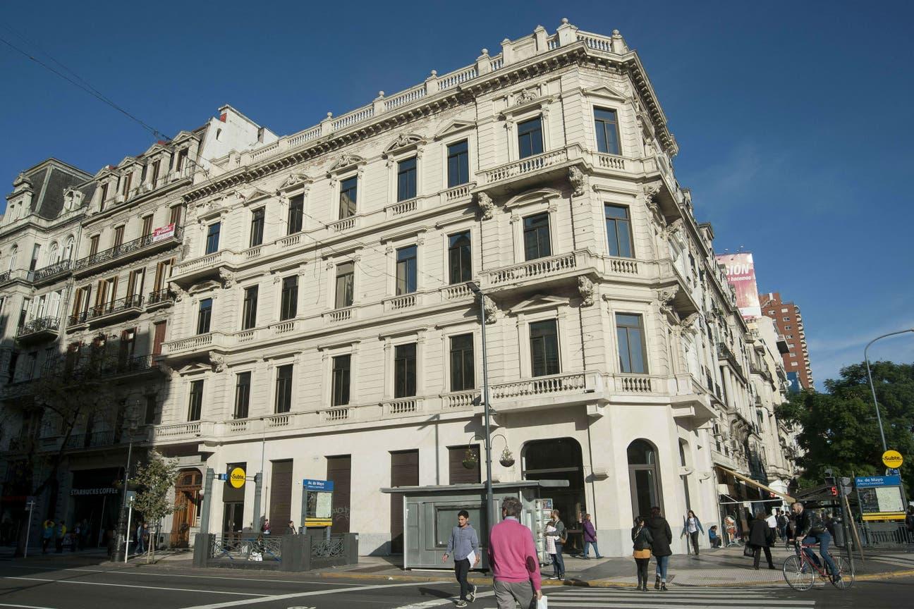 El Hotel La Fresqué fue restaurado en 2011