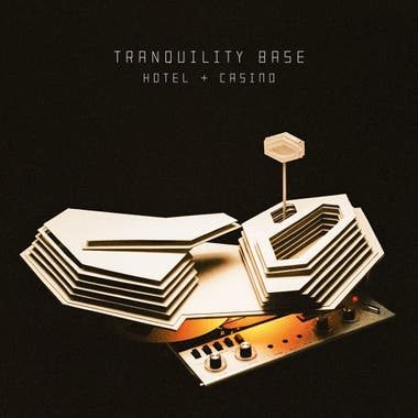 Artic Monkeys - Tranquility Base. Hotel Casino