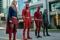 Supergirl, Flash y Arrow reciben a Batwoman en el ambicioso crossover de Warner Channel