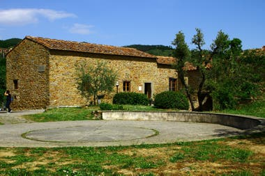 La casa en la nació Leonardo