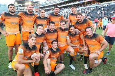 La foto final de los Jaguares: felicidad absoluta tras dos victorias en Sudáfrica