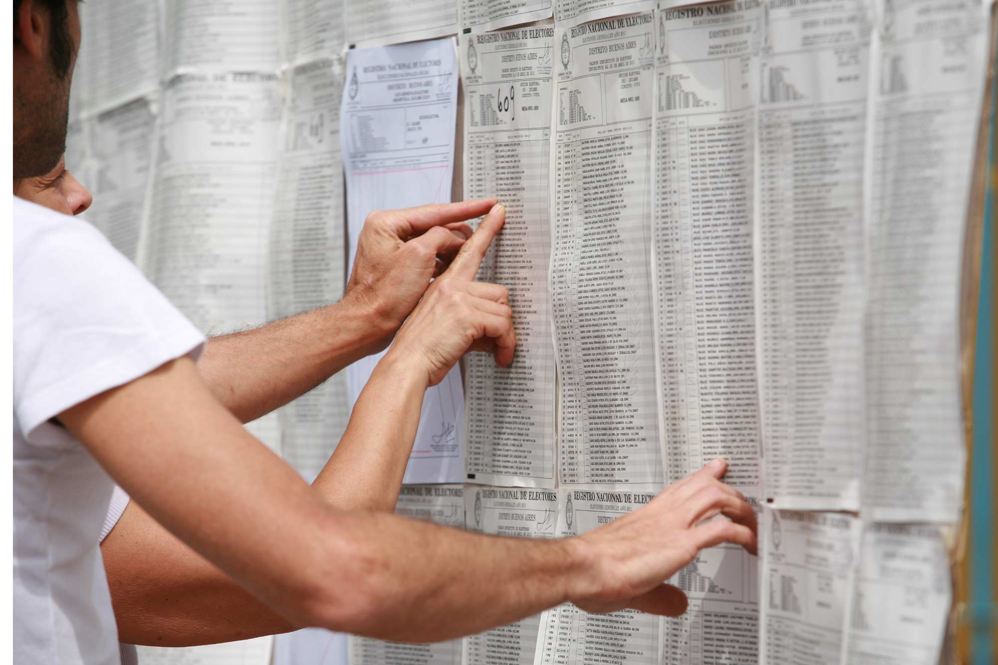 Dónde voto en Buenos Aires: consultá el padrón electoral de 2019