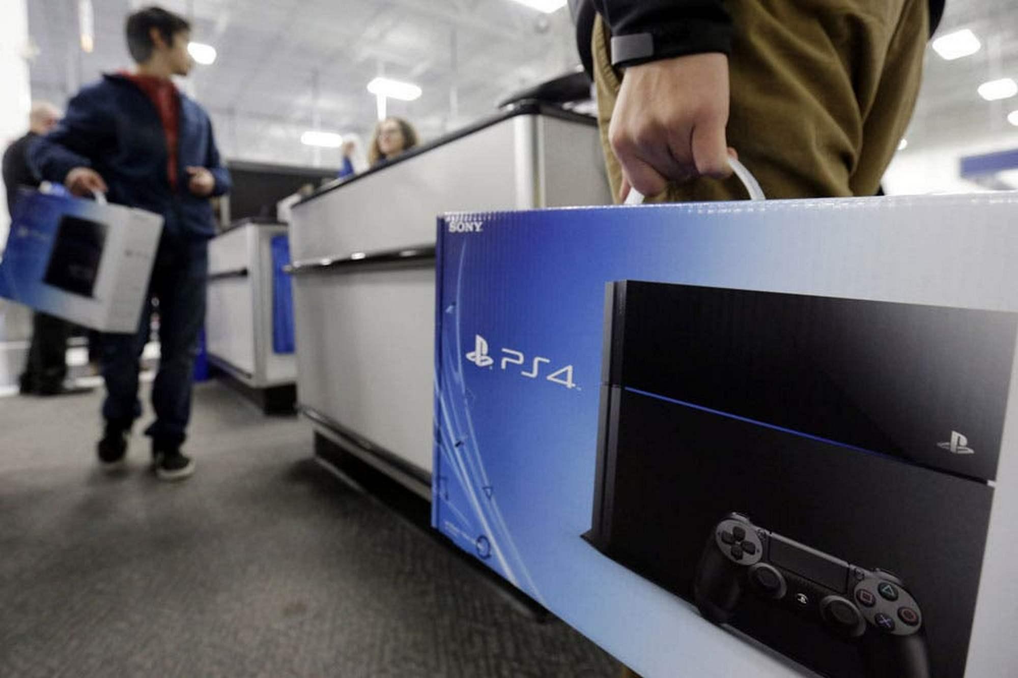 Sony vendió 100 millones de consolas PlayStation 4