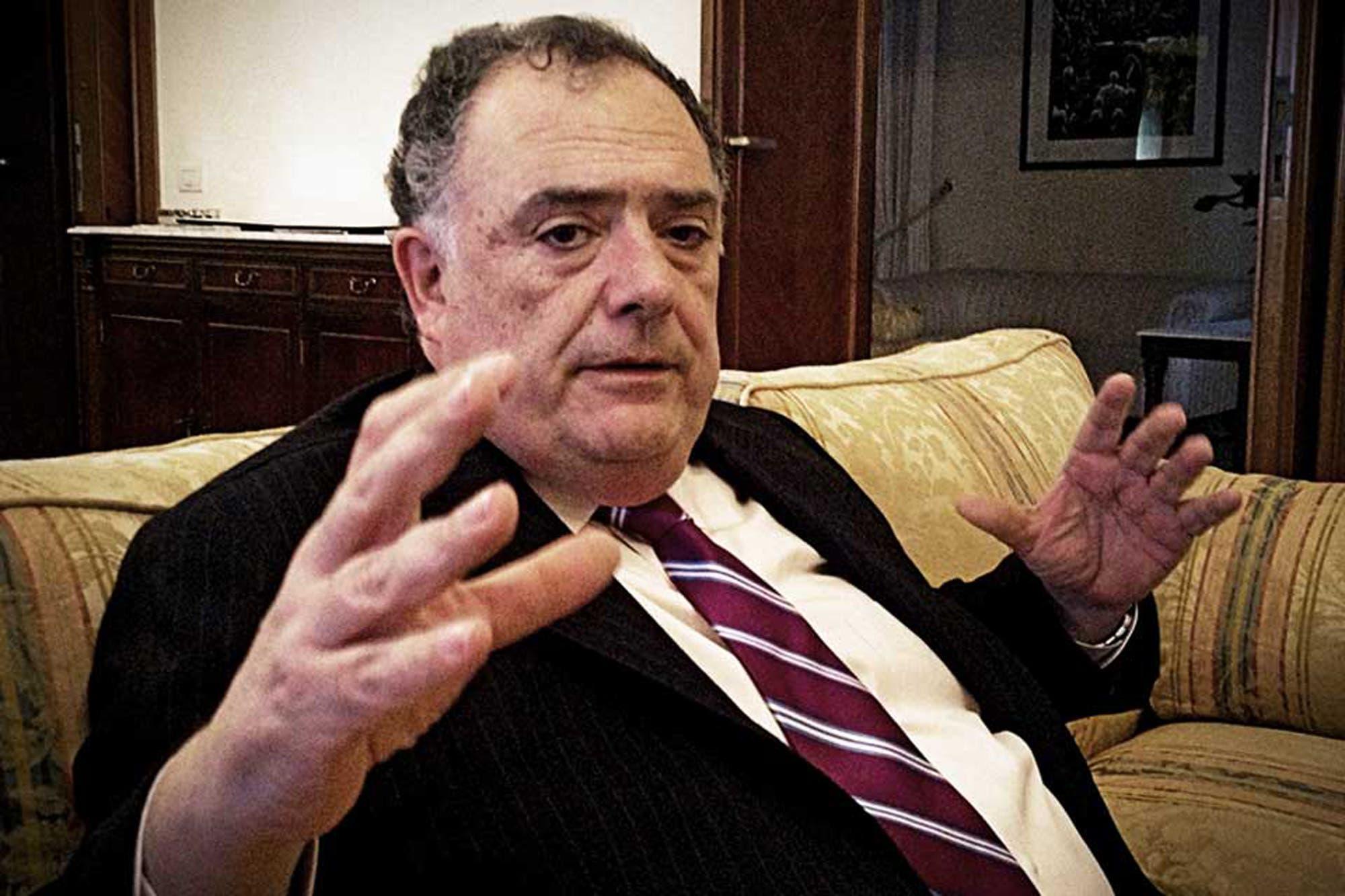Eduardo Valdés dio por descontado que Alberto Fernández será presidente y pidió que el Papa venga al traspaso de mando