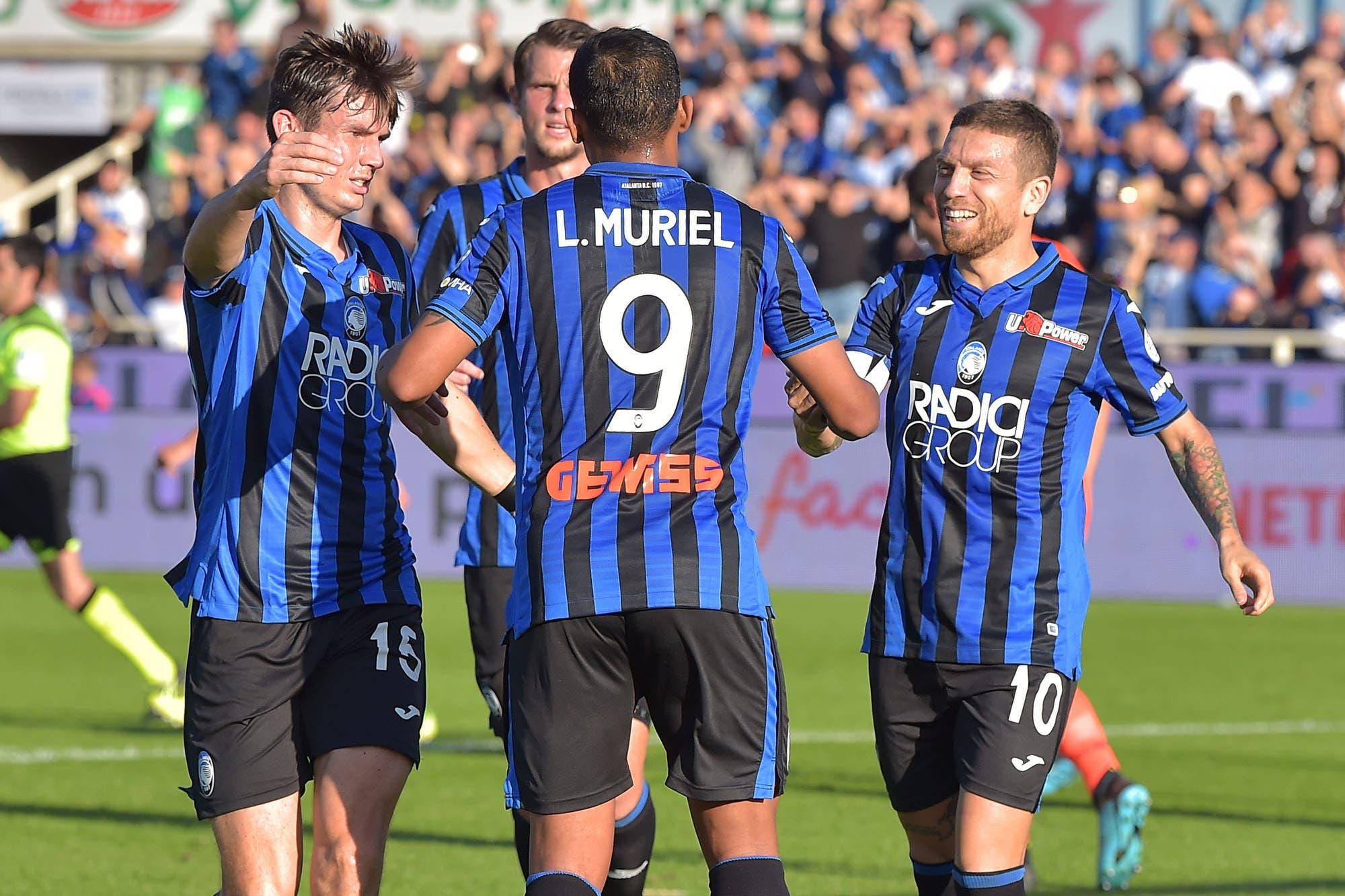 Atalanta, la sensación de Italia: un 7-1 a Udinese que sufrieron dos jugadores de la selección argentina