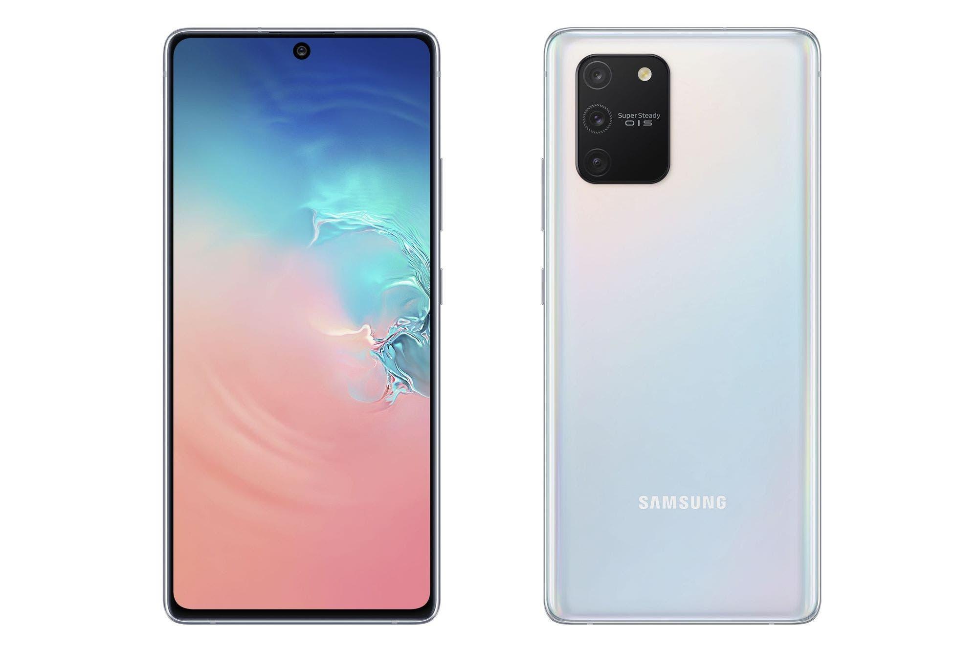 Galaxy S10 Lite y Note10 Lite: así son los nuevos smartphones de Samsung