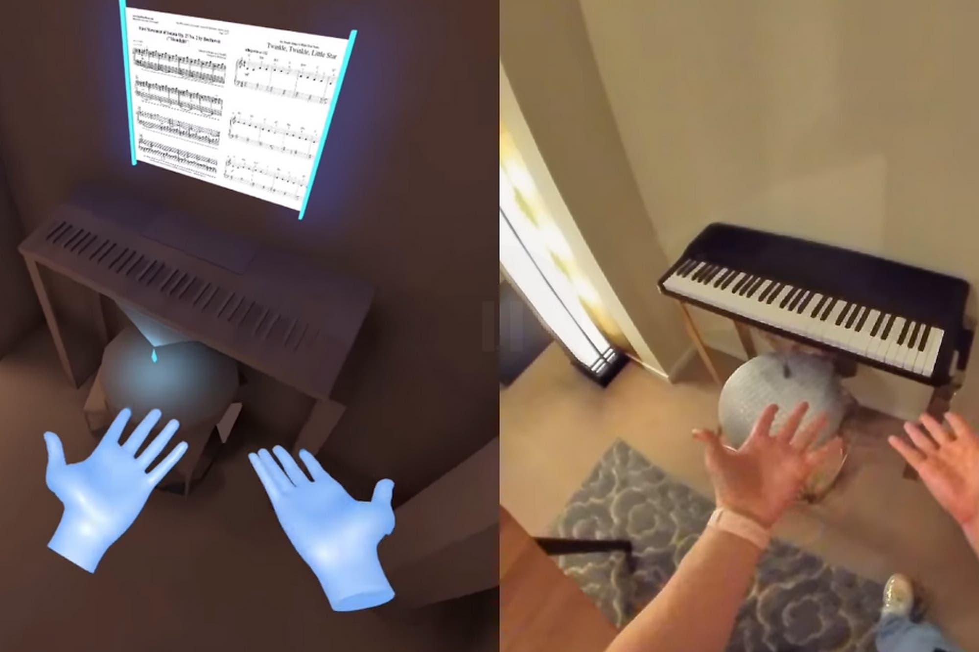 Entre dos mundos: cuando los objetos de tu casa coinciden con la realidad virtual
