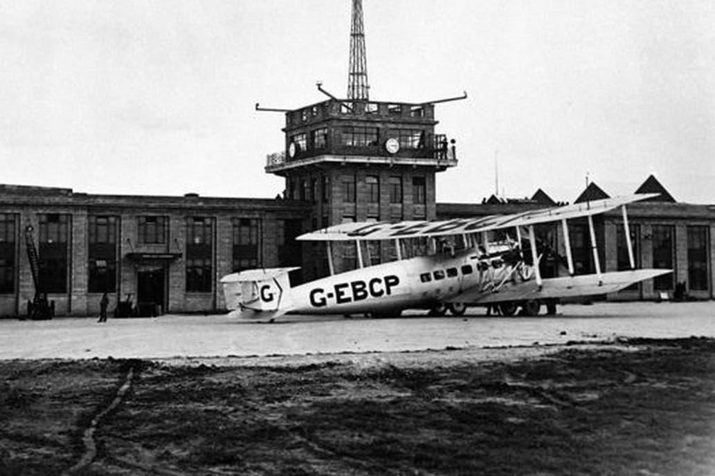 Comment ils ont empêché les avions de s'écraser dans l'air il y a 100 ans