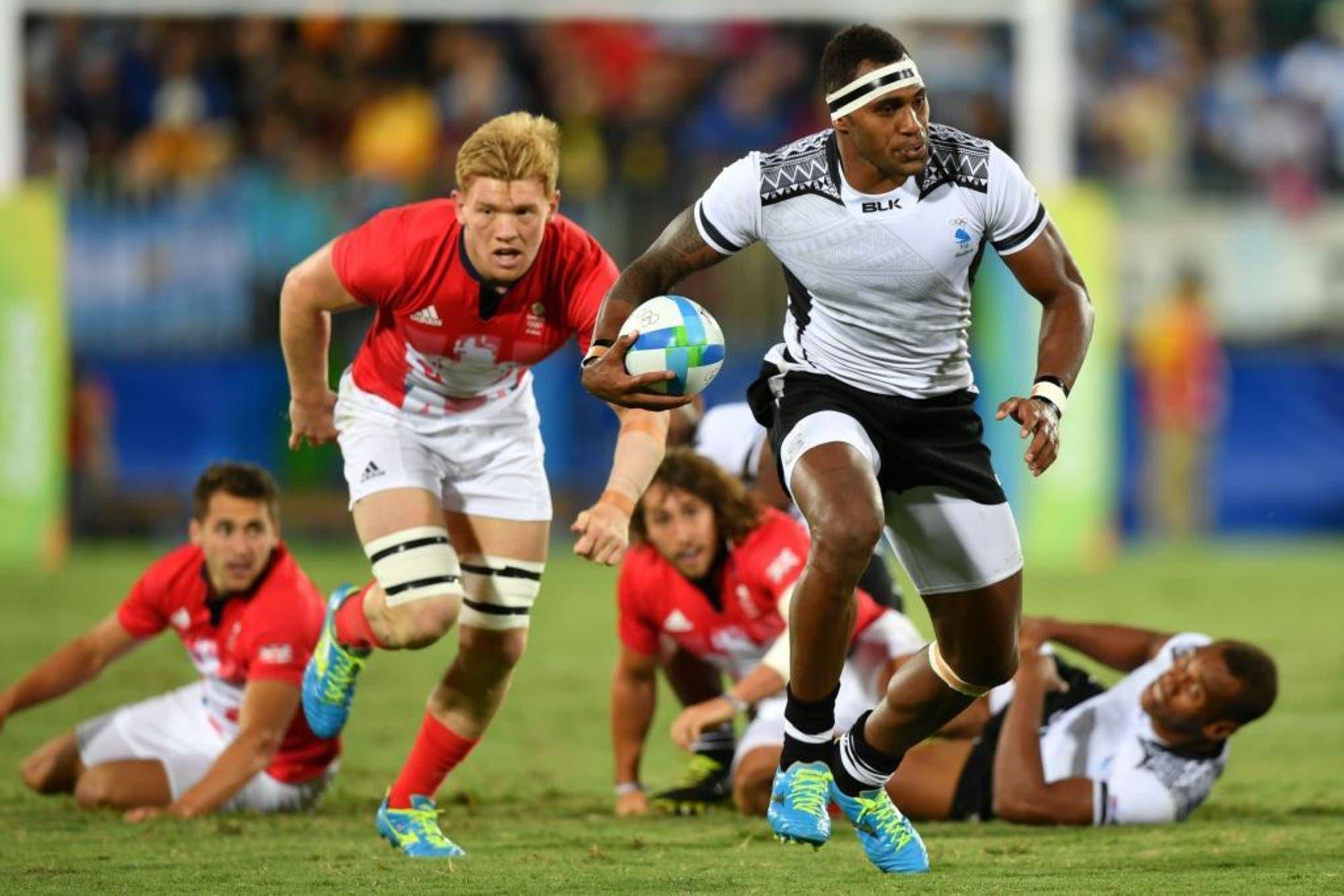 Tokio 2020: reglamento y características del Rugby Seven