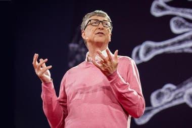 El cofundador de Microsoft y filántropo pidió no descuidar la lucha contra la malaria