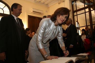 La fiscal Incardona digitalizó la información y la puso a disposición de las defensas de los acusados