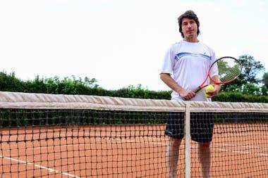 Gustavo Parodi, en la búsqueda de que los profesores de tenis tengan una mayor protección ante casos como los que están viviendo