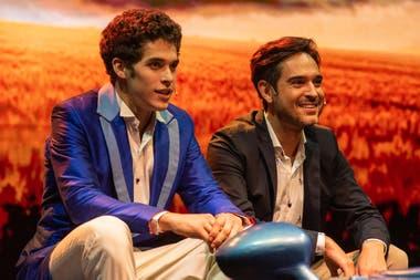 """José """"El Purre"""" Giménez Zapiola y Patricio Arellano protagonizan de El regreso del joven Príncipe"""