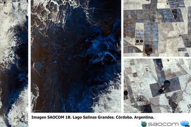 Agua, vegetación y actividad agrícola en la provincia de Córdoba