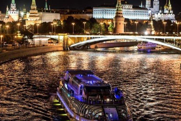 Moscú y Rusia están plagadas de problemas de contaminación de agua